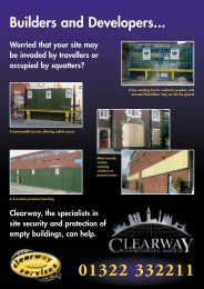 Builders and Developers... - Vacant Property Cleaning Services