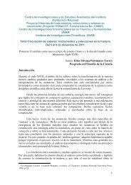 """El análisis como nuevo criterio de estudio """"chimico"""" - Circulación de ..."""