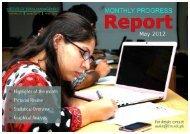 Monthly Progress Report May-2012 - IRM