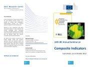 Composite Indicators - IPSC - Europa