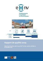 Rapport H+ 2009 eHnv - Spitalinformation.ch