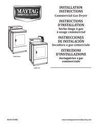 installation instructions instructions d'installation instrucciones de ...