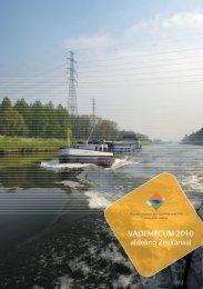 VADEMECUM 2010 afdeling Zeekanaal - Waterwegen en Zeekanaal