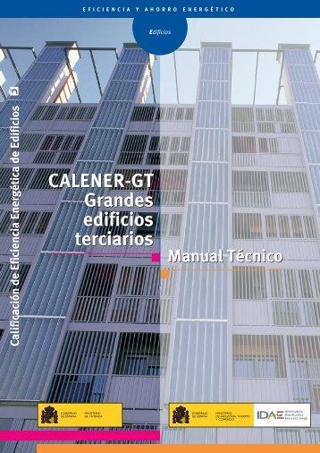 Manual Técnico de Calener GT