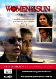 to download WOMEN OF THE SUN 25 YEARS LATER ... - Ronin Films
