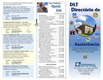 Lista Telefónica - RI.gov