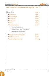 Produktinformation SE 12.