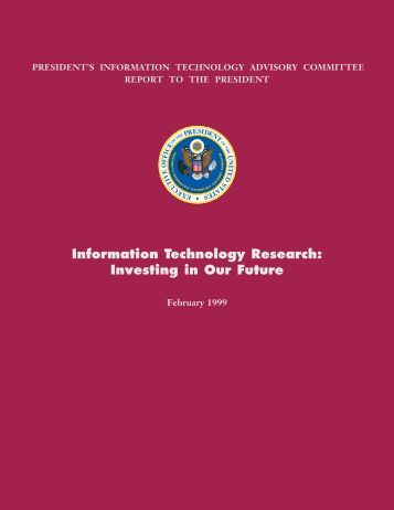 Information Technology Research - Computational Science