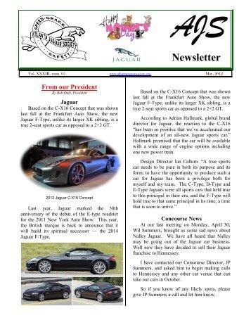 May - The Car Nut