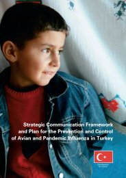 Strategic Communication Framework for the Prevention and Control ...