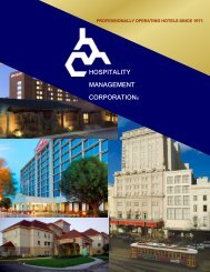 HOSPITALITY MANAGEMENT CORPORATION©