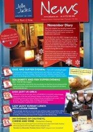 37669 Jolly Jacks Newsletter NOV 2012.indd - Mayflower Marina