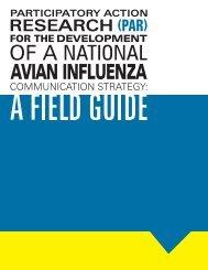 PAR - Avian and Pandemic Influenza Communication Resources