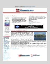 I&MI Media e-Newsletter APAC July 2010 - micePLACES