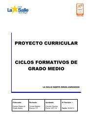 Ciclos Formativos De Grado Medio Iesmachado Org