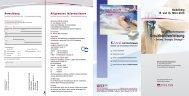 Programm als PDF - Endoscopy Workshops