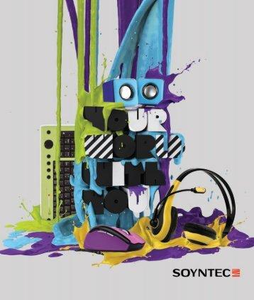 Catálogo Soyntec