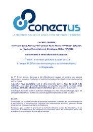 En savoir plus - CNRS - Délégation Alsace