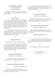 VYHLÁŠKA MMR Č. 499/2006 SB., ze dne 10 ... - MIKRAT sro