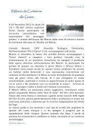 uscita didattica 20 novembre 2012 - Scuola21 - Fermi