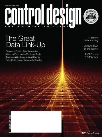 The Great Data Link-Up - ControlDesign.com