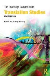 translation studies-2009