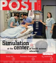 Simulation Center - UF Health Podcasts - University of Florida