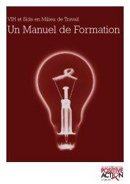 The Peer Educator Diary - French version - ViiV Healthcare