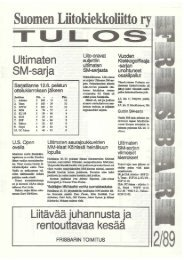 Frisbari 2/1989 - Ultimate.fi
