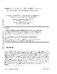 arXiv:hep-ph/0506110 v1 11 Jun 2005 - SANC - JINR