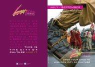 Final City of Culture July - Sept Final 14