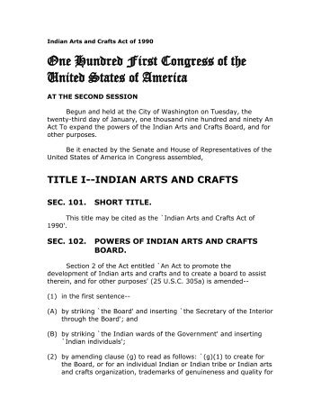 Indian Arts and Crafts Act of 1990.pdf