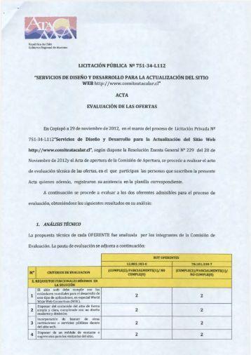 1 - Gobierno Regional de Atacama
