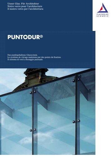 PUNTODUR® - Flachglas Schweiz
