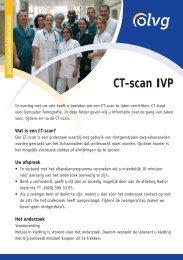 CT-scan IVP - Olvg