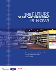 THE FUTURE - Innovation Center for US Dairy