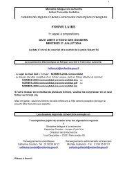 Project presentation document (PDF) - Inria