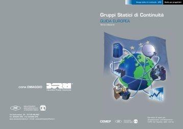 Gruppi Statici di Continuità - Borri