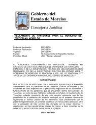 Tepoztlán - Gobierno del Estado de Morelos