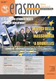 Erasmo Notizie - Grande Oriente d'Italia