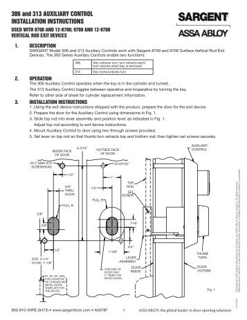 306 and 313 auxiliary control installation instructions?quality=85 1 2 3 4 5 6 7 8 9 10 11 t sargent harmony h1 wiring diagram at fashall.co
