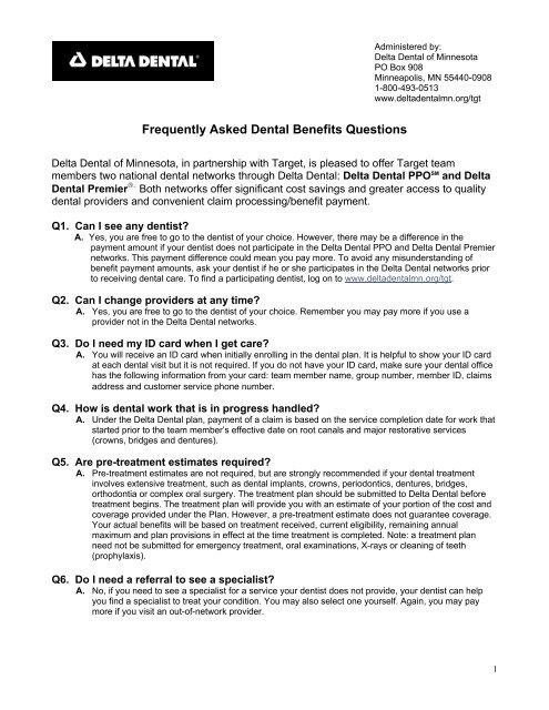 delta dental of oregon provider phone number