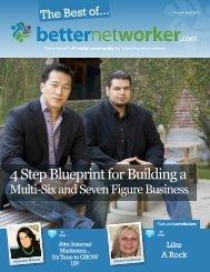 4 Step Blueprint for Building a
