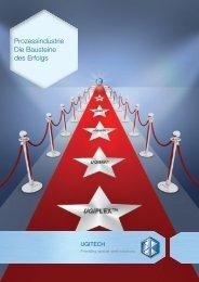 deutsche Version (pdf, 1.49 MB) - Ugitech