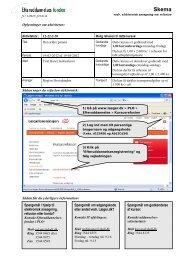Oplysninger om aktiviteten: Sådan søger du refusion elektronisk ...