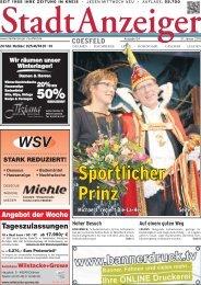 Stadt Anzeiger Coesfeld kw4