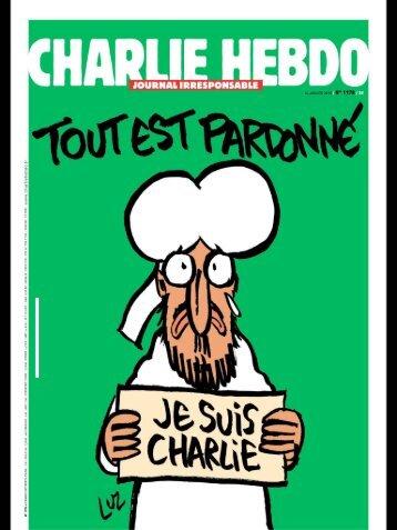 Charlie Hebdo nº 1178 Edición Especial 14 Enero 2015 – Español