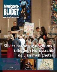 tilbudet i Nordstrand og Ljan menigheter - Mediamannen