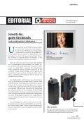 Ausgabe 2 /2013 - technik + EINKAUF - Page 3