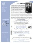 Read the latest edition of Sinai Speaks newsletter on ... - Sinai Temple - Page 2